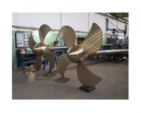 Hundested Controllable Pitch Propellers