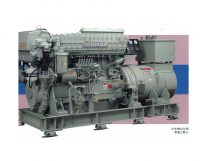 Yanmar Marine Commercial Use Generators 24-450kW